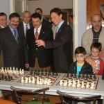 Salihli Sardes Satranç Eğitim Merkezi Açıldı