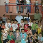 4. Geleneksel Anaokulu Satranç Turnuvası