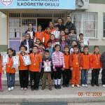 Öğretmenler Günü Turnuvası'nda Madalyalar Sardes'in
