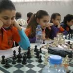 Salihli Satranç Çocuk Ligi 3 ve 4. Maçlar Tamamlandı