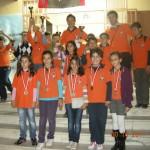 Salihli Cumhuriyet Turnuvasında 18 Kupa ve Madalyanın 15'ini Aldık