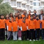 Türkiye Küçükler Şampiyonasında İki Sporcumuz Milli Takımda