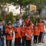 Zuhal Koleji Turnuvası'nda 3 Kupa 12 Madalya Kazandık