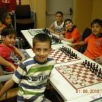 1-2-3.Sınıflar Turnuvasını Kipa'da Düzenledik