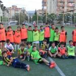 Öğrencilerimiz Arası Futbol Maçı Organize Ettik
