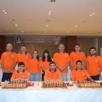 Türkiye Satranç 1. Ligi Takımımız Konya'da Süper Lig Mücadelesinde
