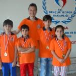 Jandarma Haftası Küçükler Satranç Turnuvası'na Katıldık