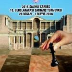 10.Uluslararası Sardes Satranç Turnuvası