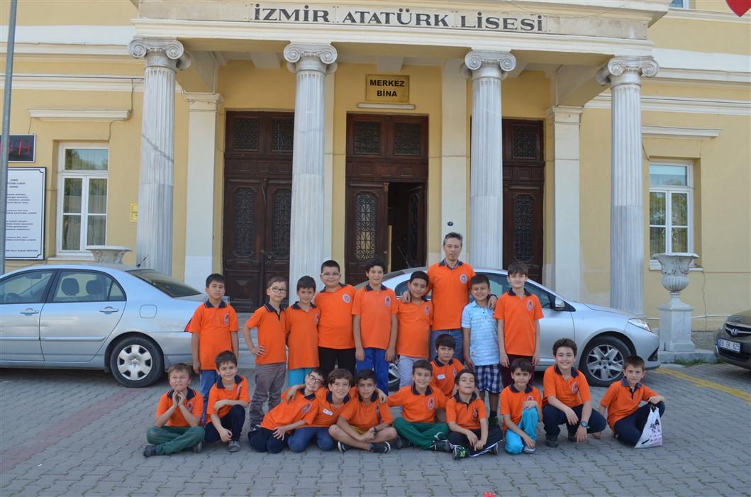 3.Alsancak Satranç Turnuvasına Katıldık
