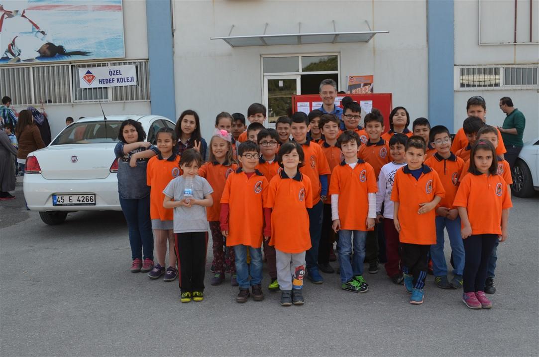 Hedef Koleji 2. Satranç Turnuvasından Kupa ve Madalyalarla Döndük