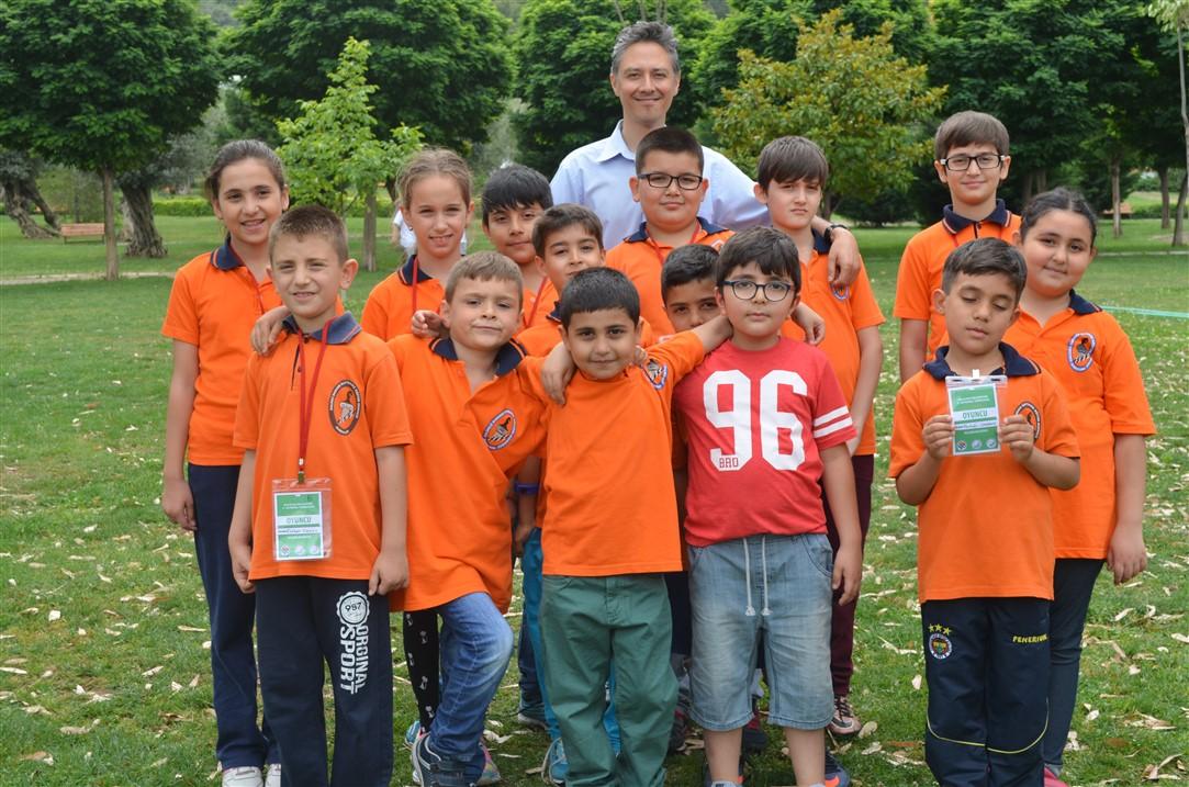 Balçova Belediyesi ve Üsed Satranç Turnuvalarına Katıldık