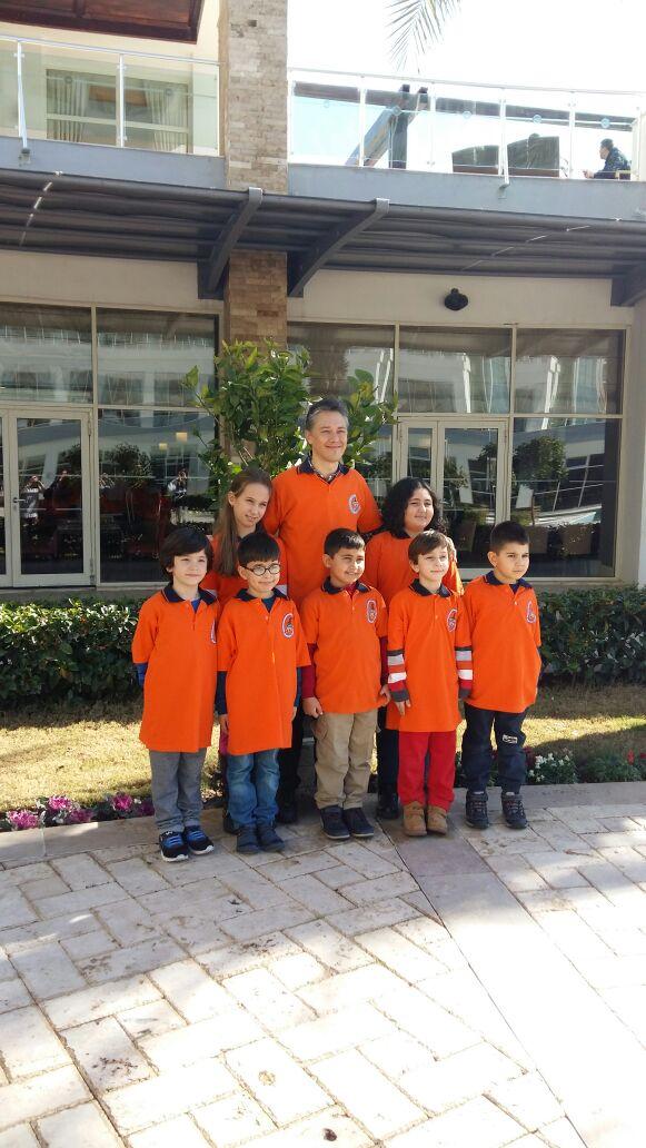 Türkiye Küçükler Şampiyonasından İki Madalya İle Döndük